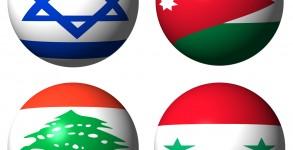 http://www.dreamstime.com/royalty-free-stock-image-israel-jordan-lebanon-syria-flags-image13528646